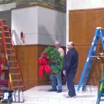 2009 Church Decorating